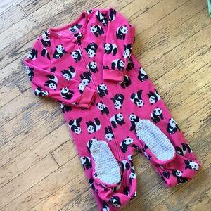 Carters 4T Footy pyjamas